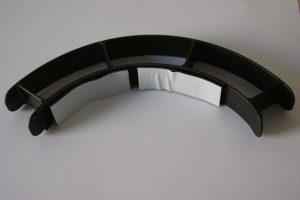 Anleitung für Montage Mack Face Shield für Bauhelme Schritt 2